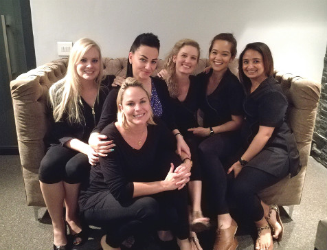 Wembley Spa Team