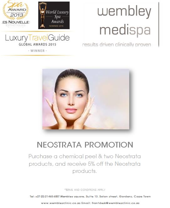 Neostrata Promotion